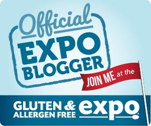Gluten Free Allergen Free EXPOOOOOOOOOO!